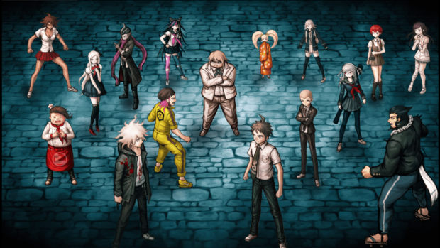 An island of despair, a future of hope: Danganronpa 2: Goodbye Despair PC review
