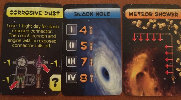 Some of the meaner new cards.