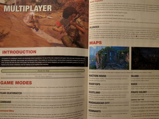 Multiplayer gets a quick peek at maps and modes.