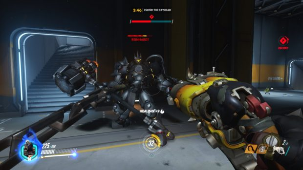 Nothing is more satisfying than a good Roadhog hook.