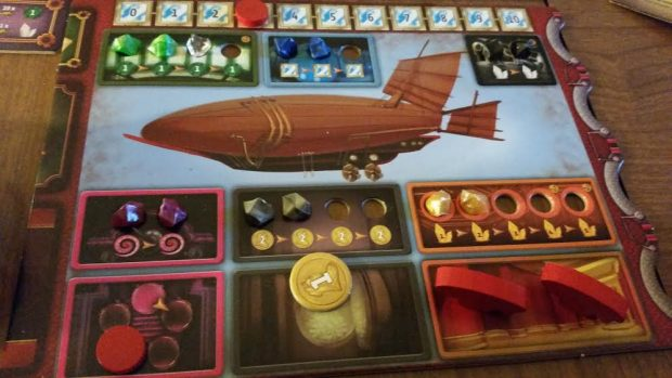 There are many upgrades options to your airship, but you don't need to invest in all to be successful.