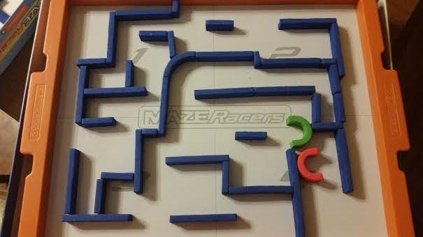 Simplicity is Maze Racers strength as well as tapping into your creativity.