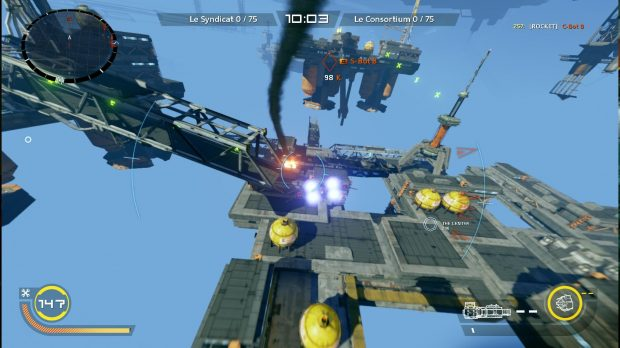 Strike Vector Gameplay 1