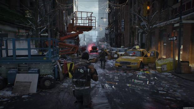 The Division Gameplay 1