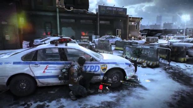 The Division Gameplay 2