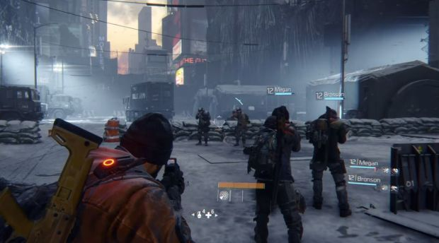 The Division Gameplay 4