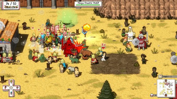 screenshot Okhlos 2