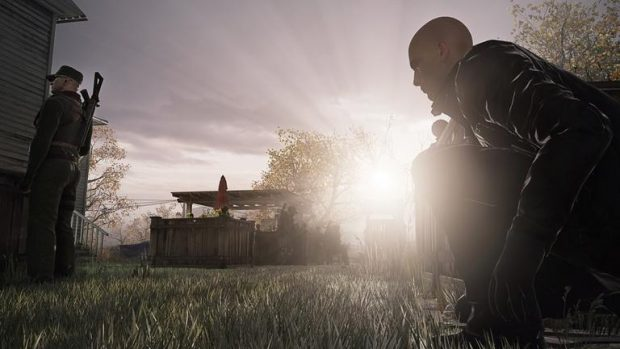 Hitman Episode 5 Colorado Freedom Fighters Screenshot from Io-Interactive