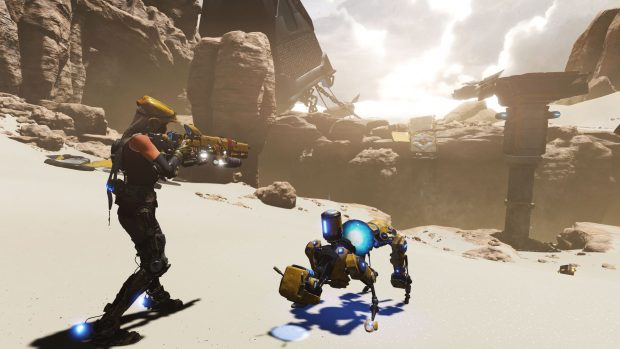 recore-gameplay-2