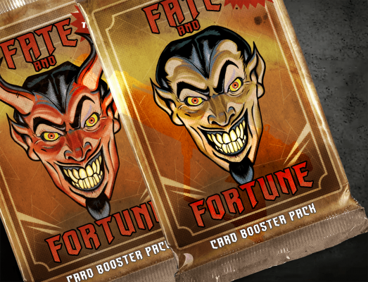 Fate and fortune cards