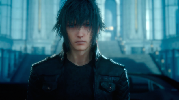 Noctis is your typical, surly male Final Fantasy hero