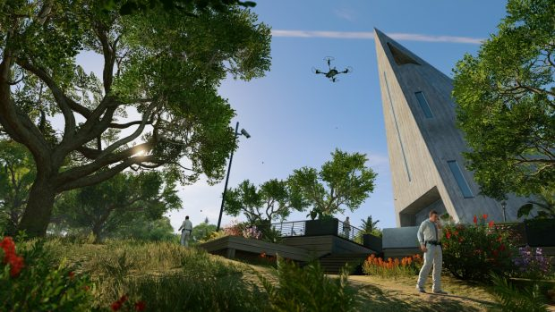 New Dawn - a shadowy group you'll have to deal with in Watch Dogs 2