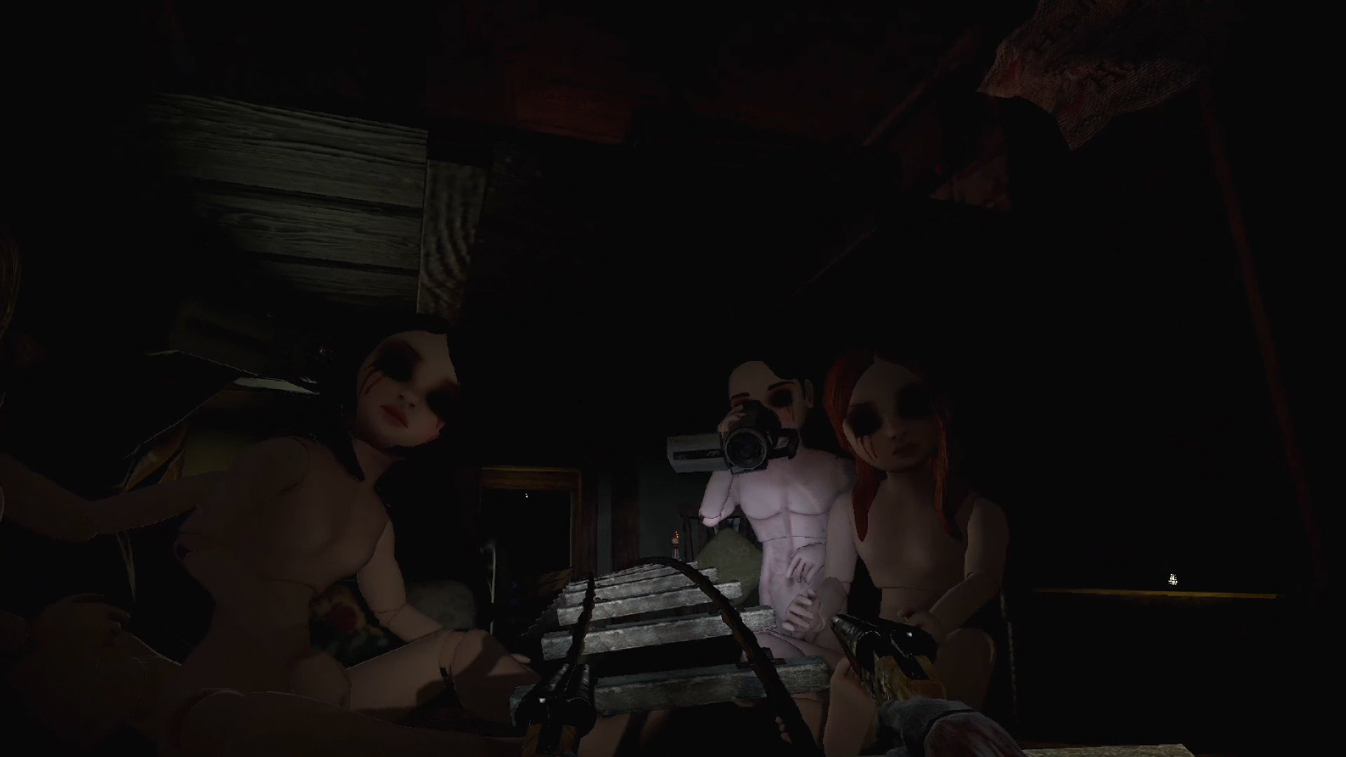Send In The Clowns Until Dawn Rush Of Blood Psvr Review