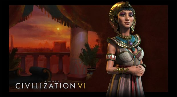 Cleopatra dislikes empires she considers to be militarily weak