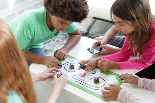 Ozobot robots teach coding through fun and interactive methods