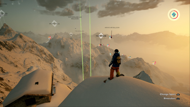 Steep Preview - Ubisoft's Extreme Winter Sports Game