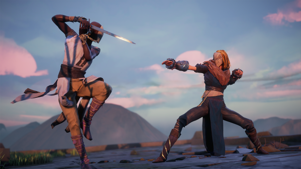 We're excited to see see how much weapons and armor change up Absolver's already deep combat system.
