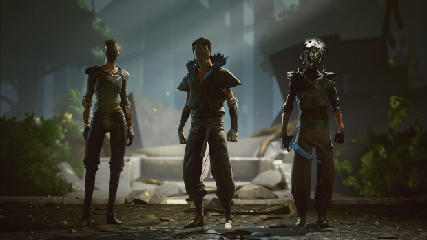 Expect 3-on-3 melee battles when Absolver launches next year.
