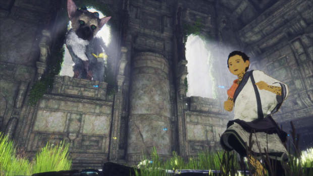 Frozen in time: The Last Guardian Review