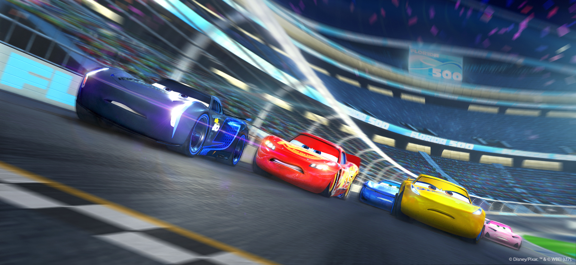 Cars 3 Driven To Win Races Onto Consoles This June Gaming Trend
