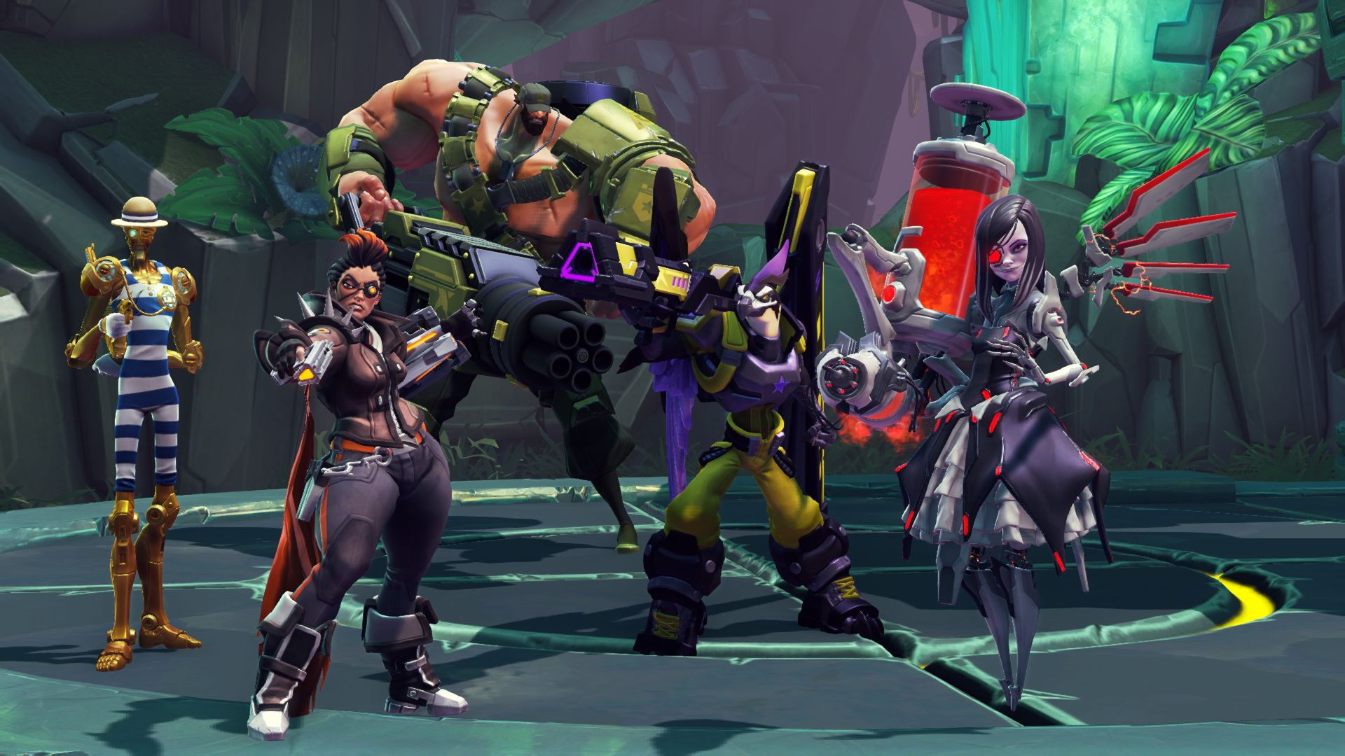2KGMKT_BATTLEBORN_FREETRIAL_Group-Pose_04_1920x1080