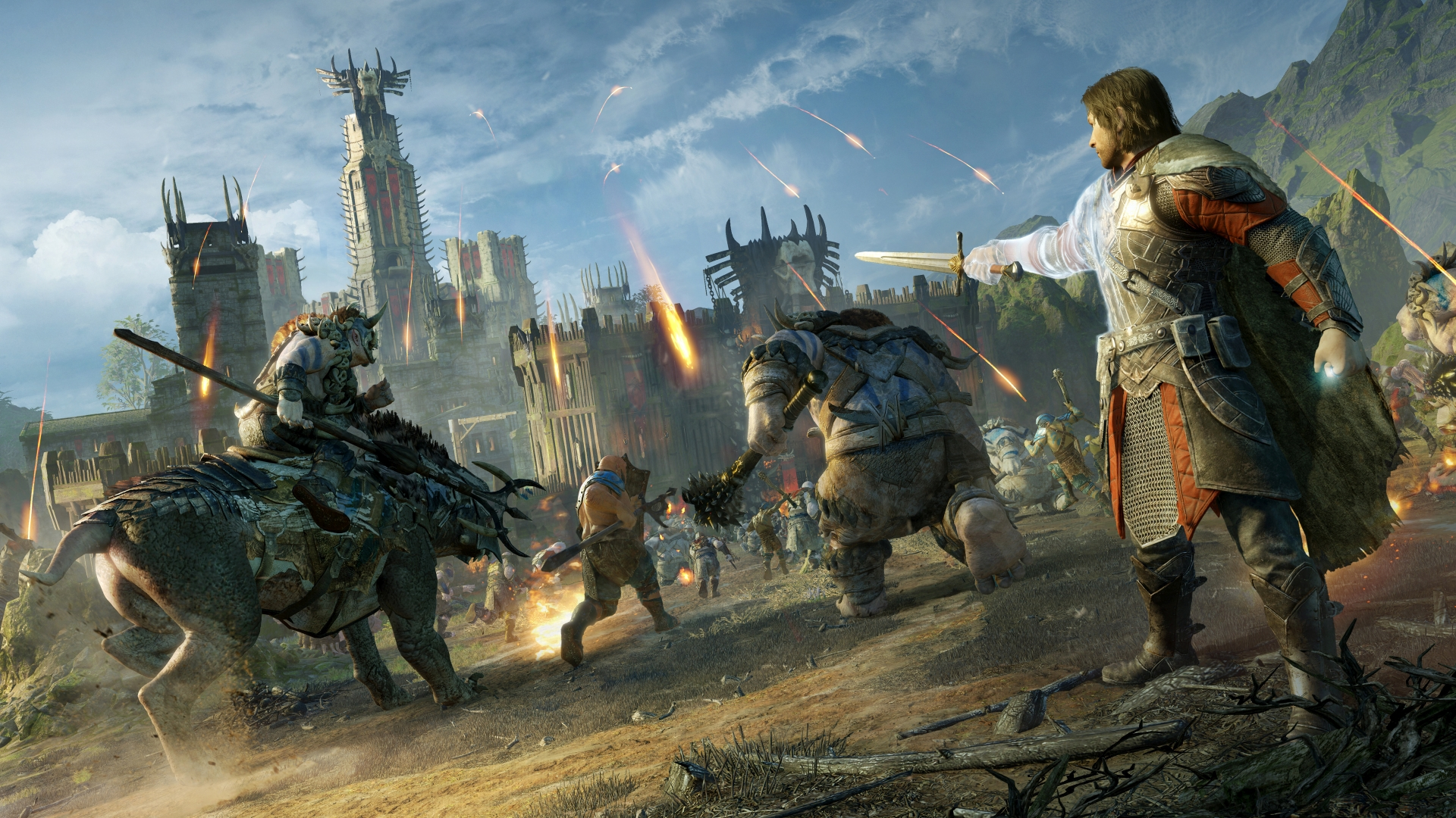 Middle-earth: Shadow of War (WB Games) (RUS/ENG/Multi13) [Steam-Rip]
