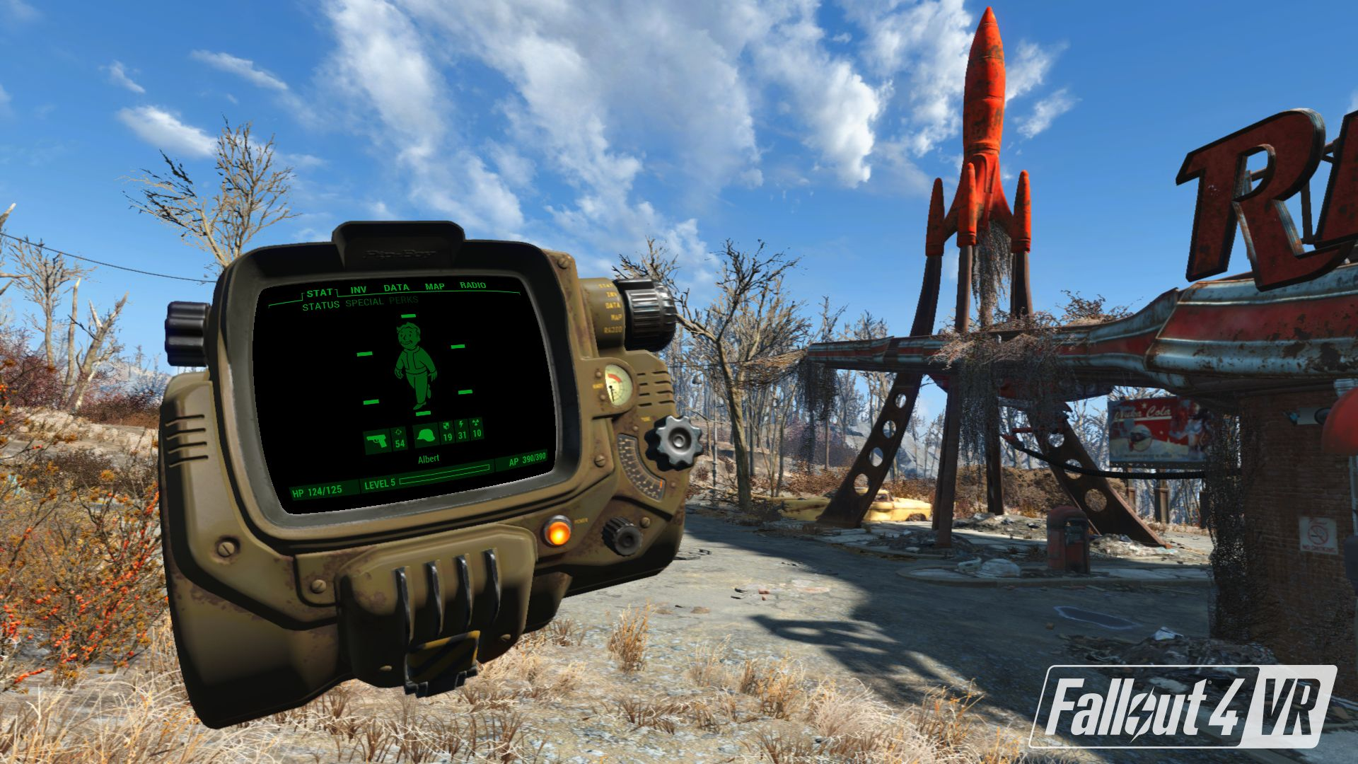 Fallout 4 VR - 1