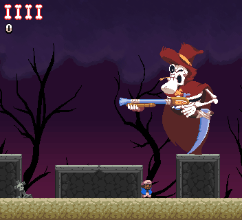 Here comes the boom with spooky scary skeletons in - Scary skeleton games ...