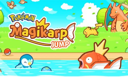 Magikarp Jump Header Image for Gaming Trend Review