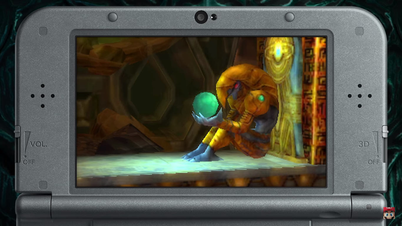 Metroid Samus Returns 3