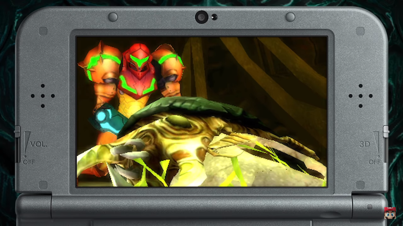 Metroid Samus Returns 4