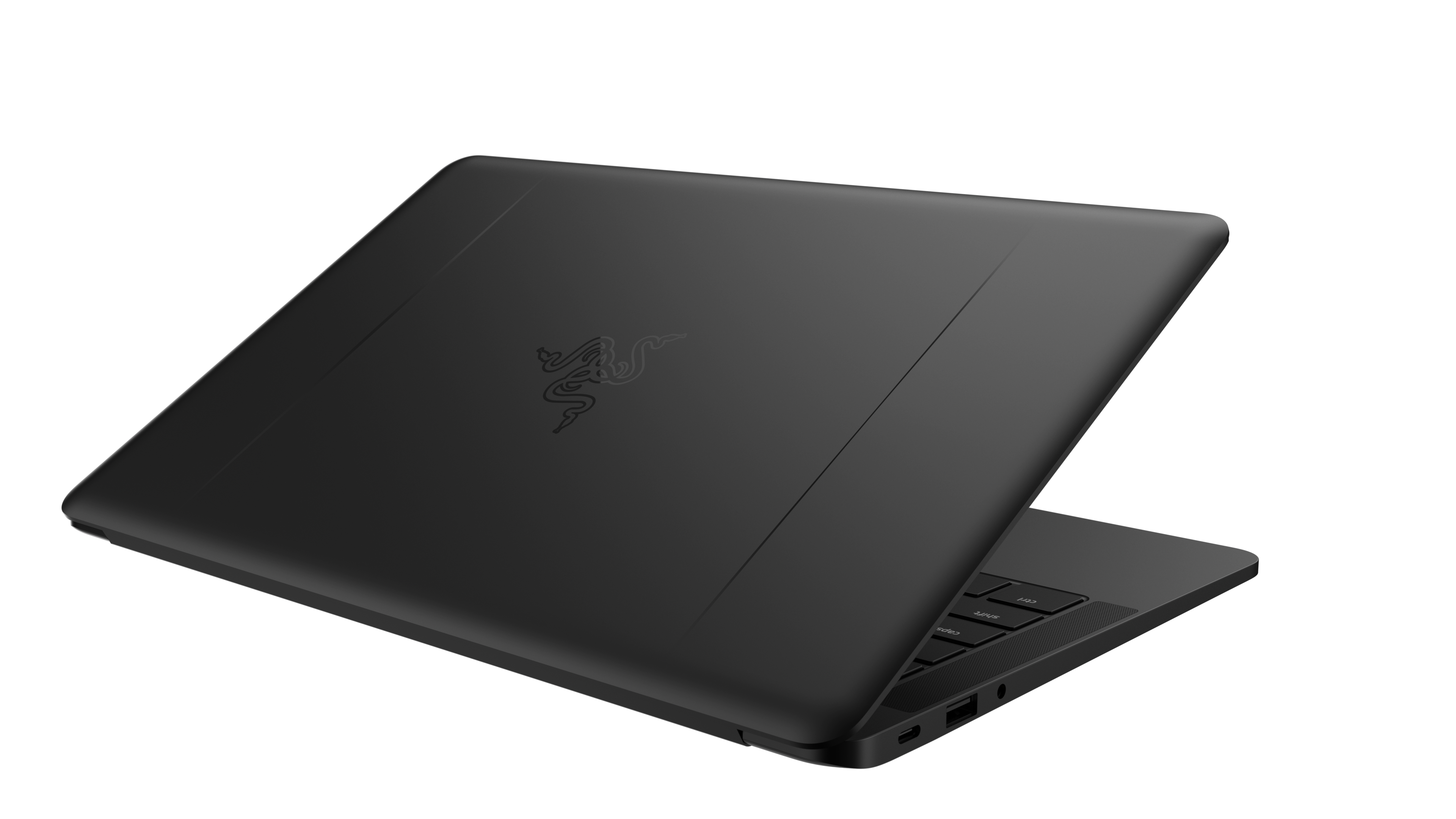 Razer_Blade_Stealth_Gunmetal_back_R_open