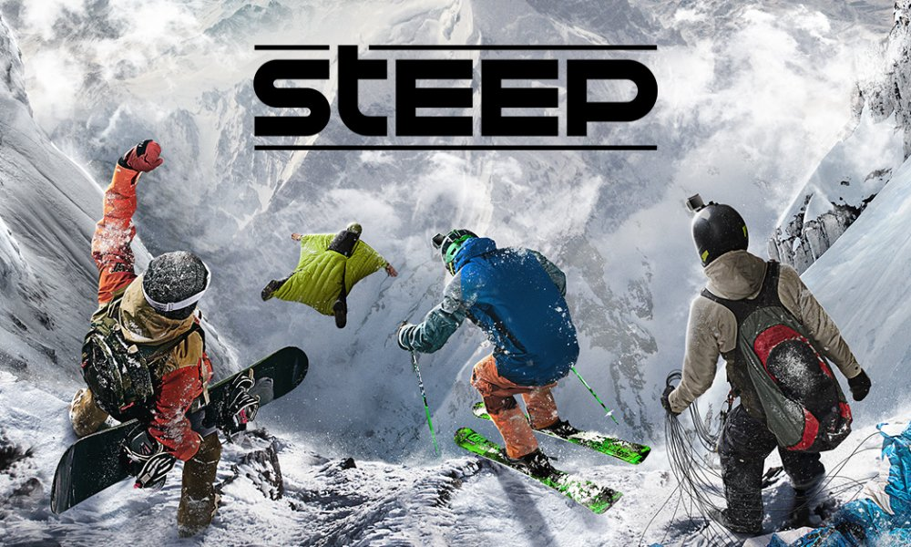 Promotional art for Ubisoft's Steep