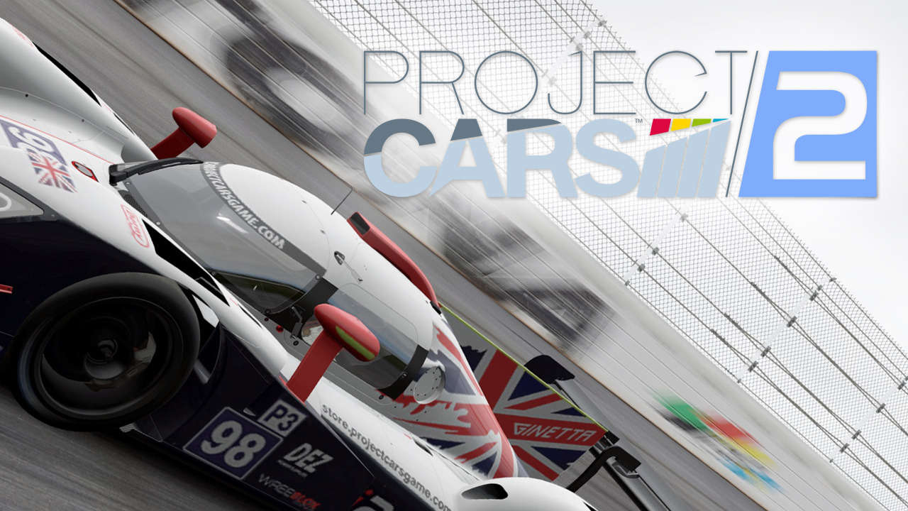 Project Cars 2 - Best Racers of E3 2017 - Nominee