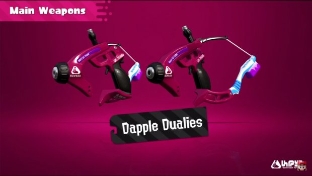 The Dapple Dualies