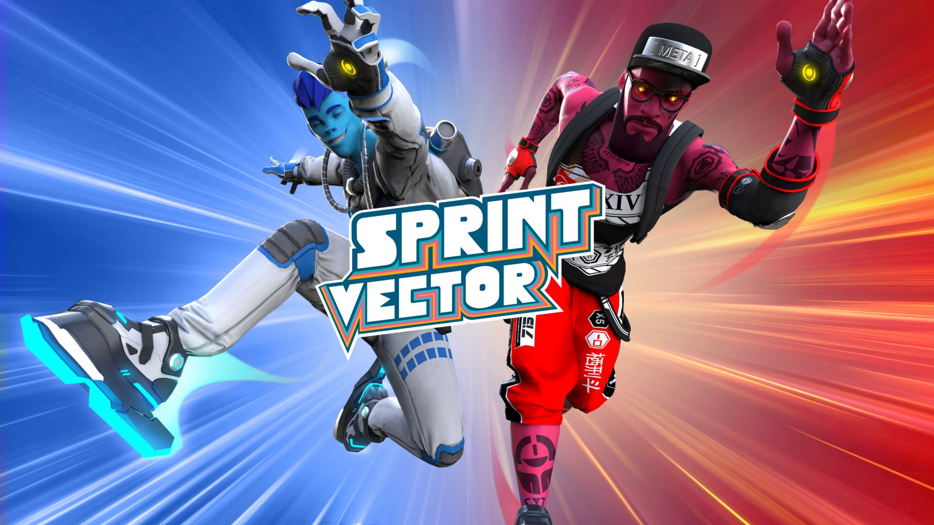 Sprint Vector - Best VR of E3 2017 - WINNER