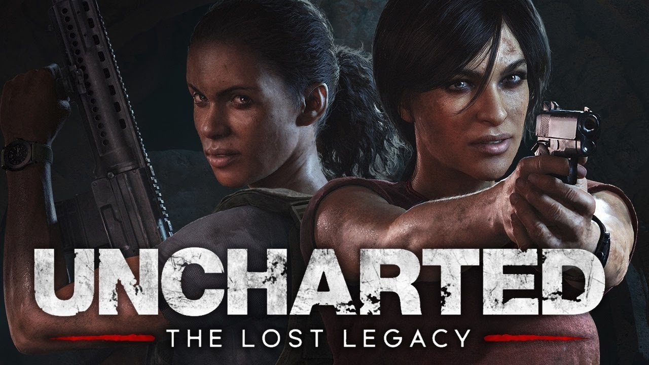 Uncharted: The Lost Legacy - Best PS4 Game of E3 2017 - Nominee