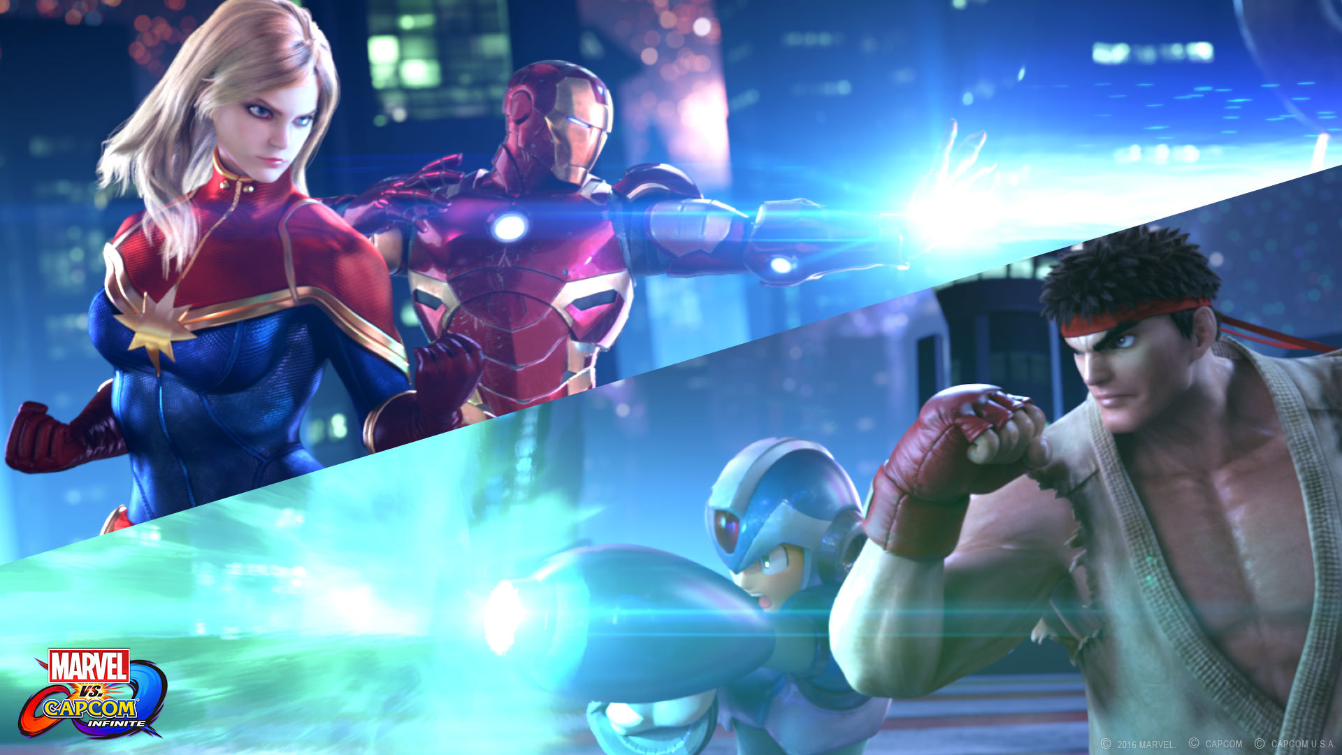 Marvel vs. Capcom: Infinite - Best Fighter of E3 2017 - Nominee