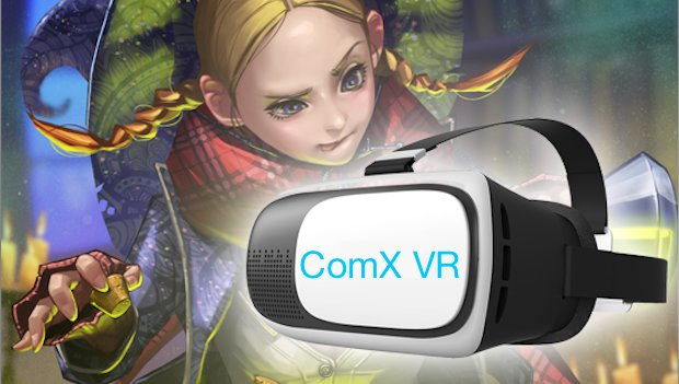 Картинки по запросу ComX VR Lets You Read Comics In Virtual Reality