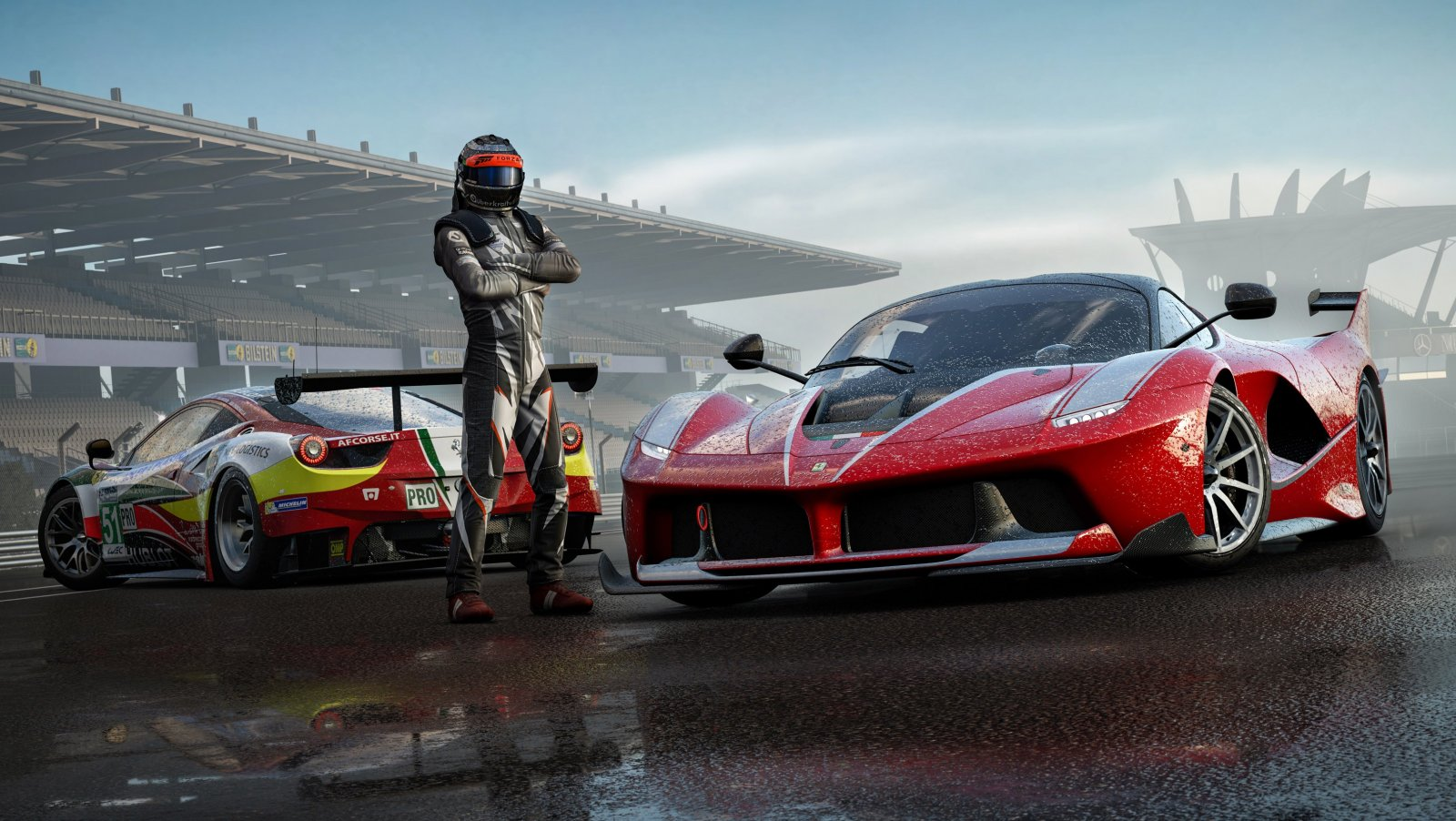a beautiful day at the track forza motorsport 7 review gaming trend. Black Bedroom Furniture Sets. Home Design Ideas