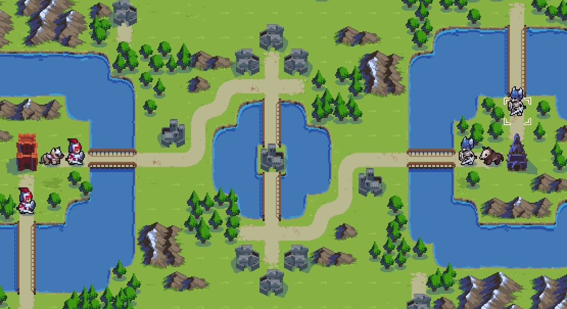 Wargroove will have an in depth map creation tool and it looks wargrooves map editor is insanely in depth gumiabroncs Image collections