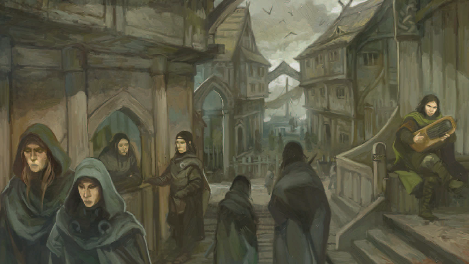 One Game To Bring Them All Adventures In Middle Earth