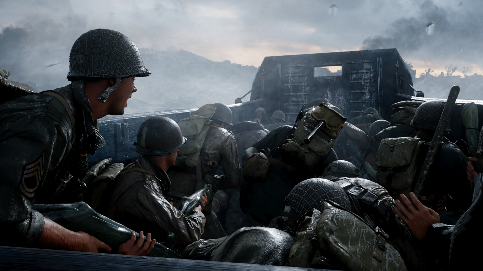 """""""The eyes of the world are upon you"""" – Call of Duty WWII ..."""
