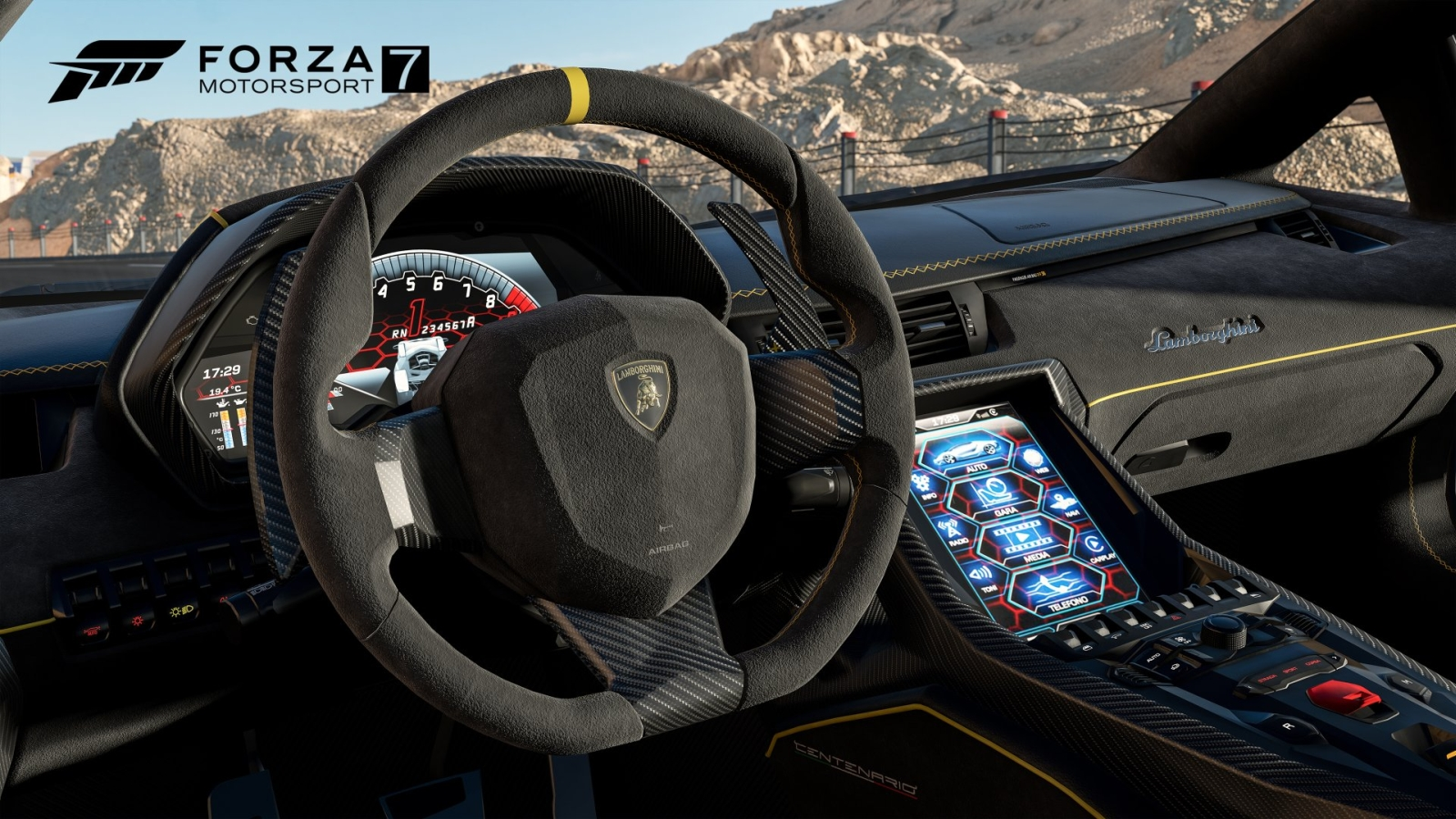 ultimate racing forza motorsport 7 xbox one x. Black Bedroom Furniture Sets. Home Design Ideas