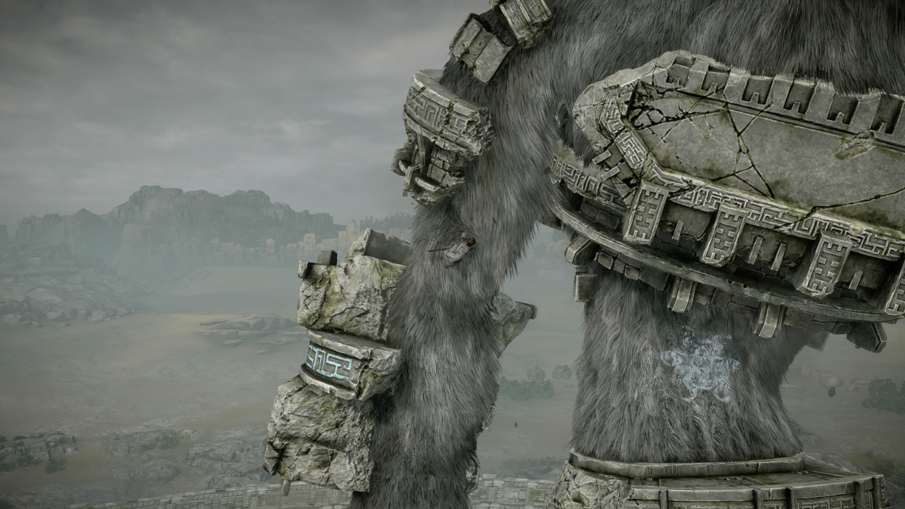 Shadow of the Colossus - PS4 Pro - 01