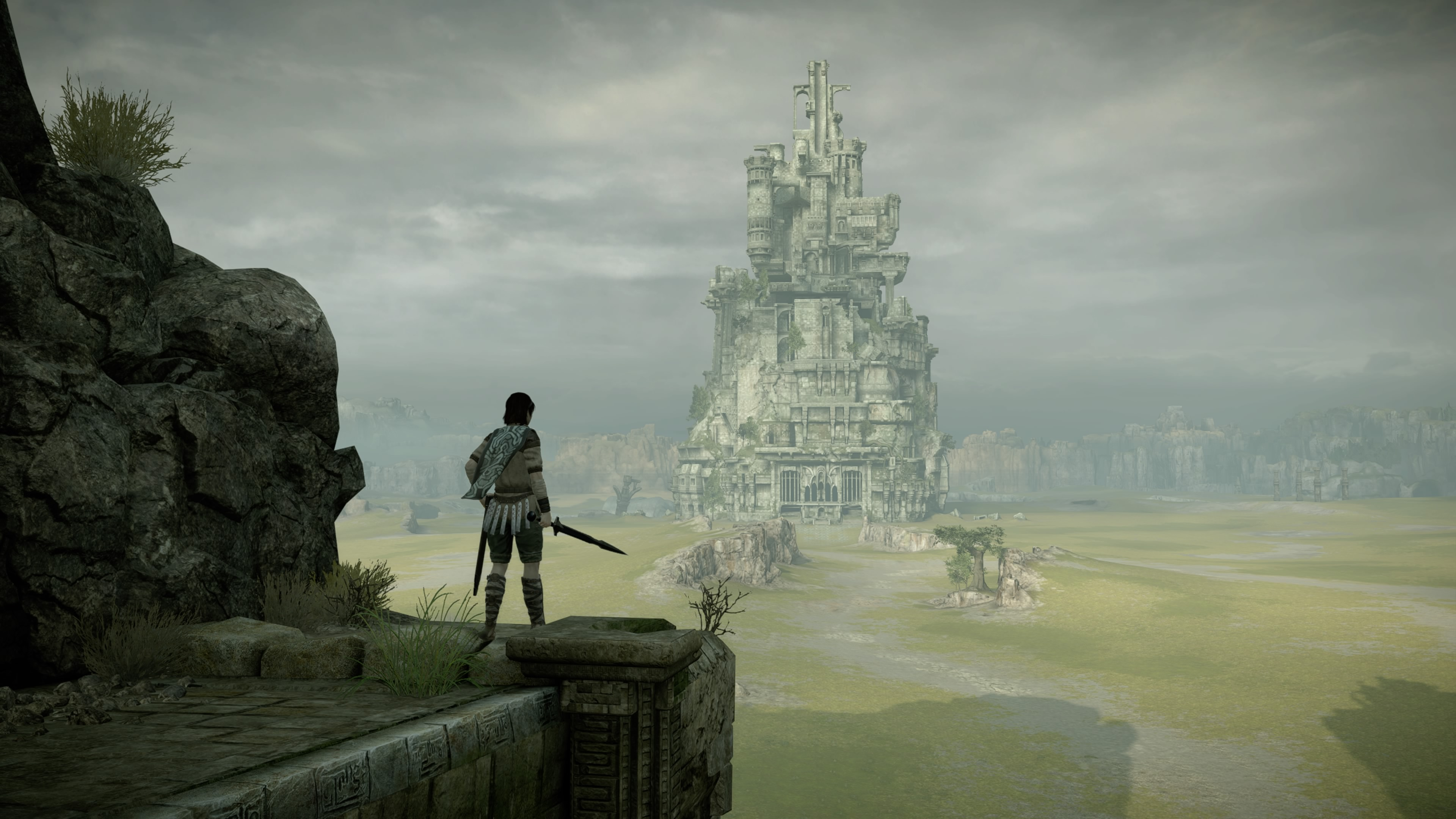 Shadow of the Colossus - PS4 Pro - 03
