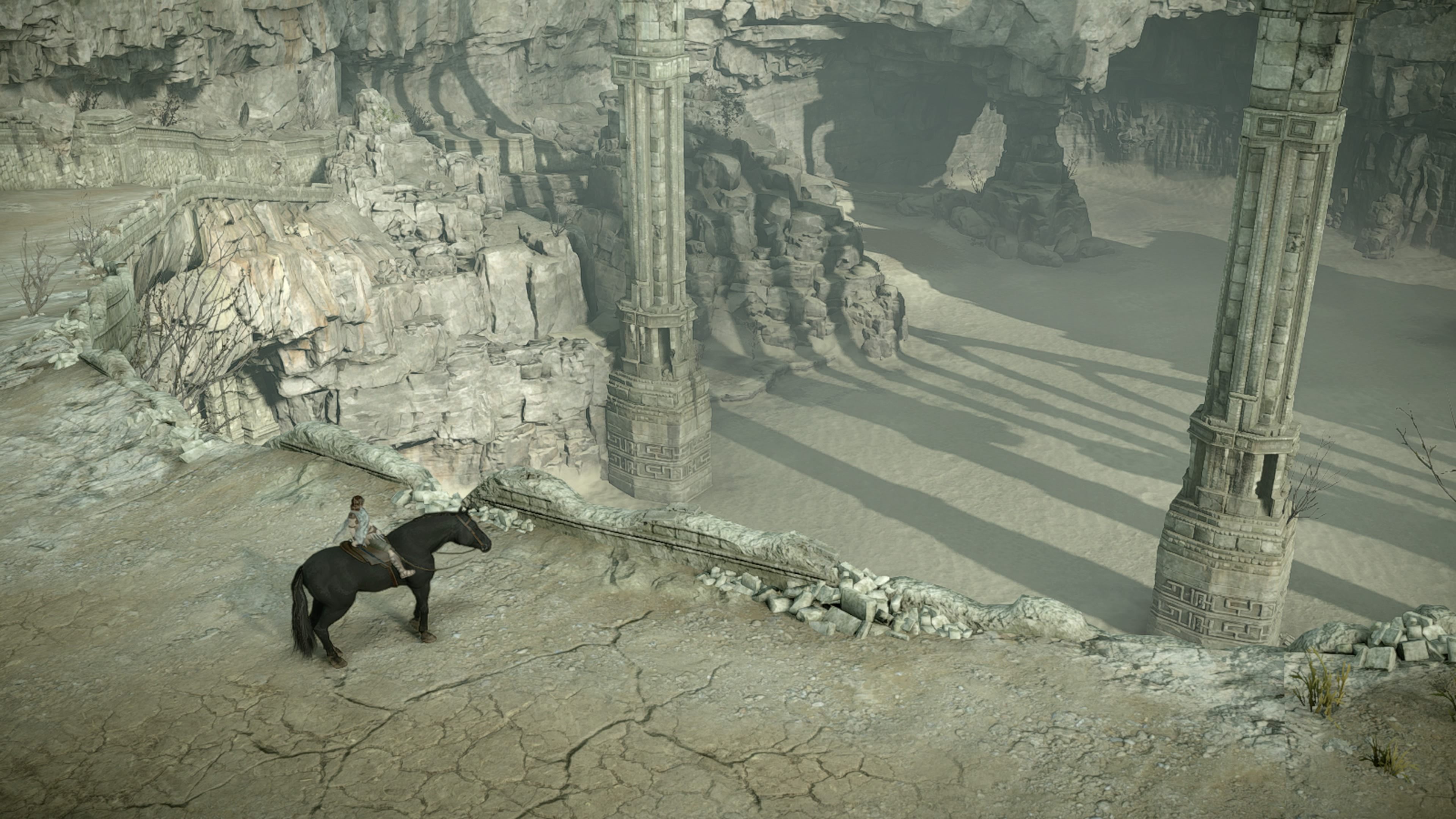 Shadow of the Colossus - PS4 Pro - 06