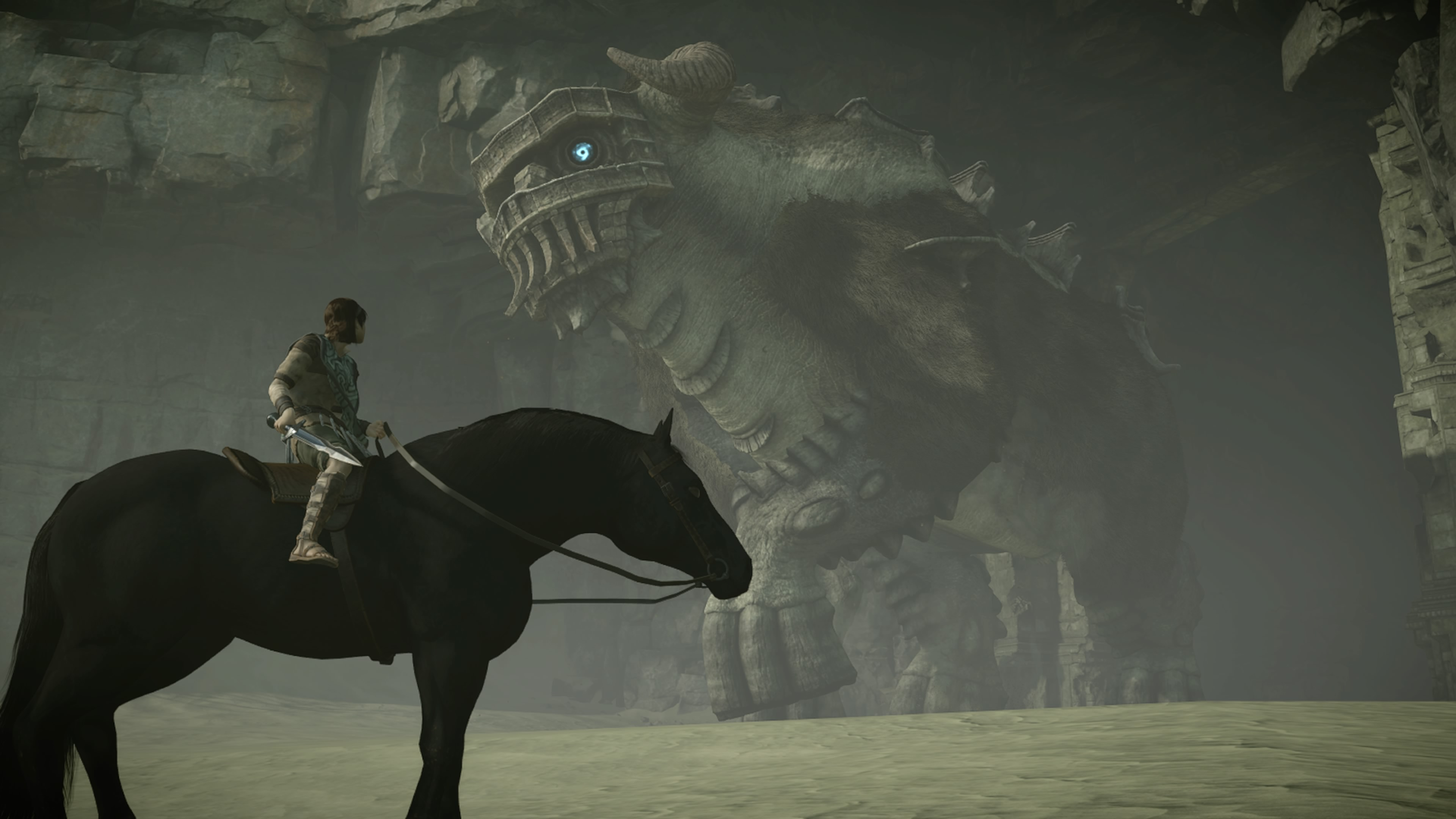 Shadow of the Colossus - PS4 Pro - 08