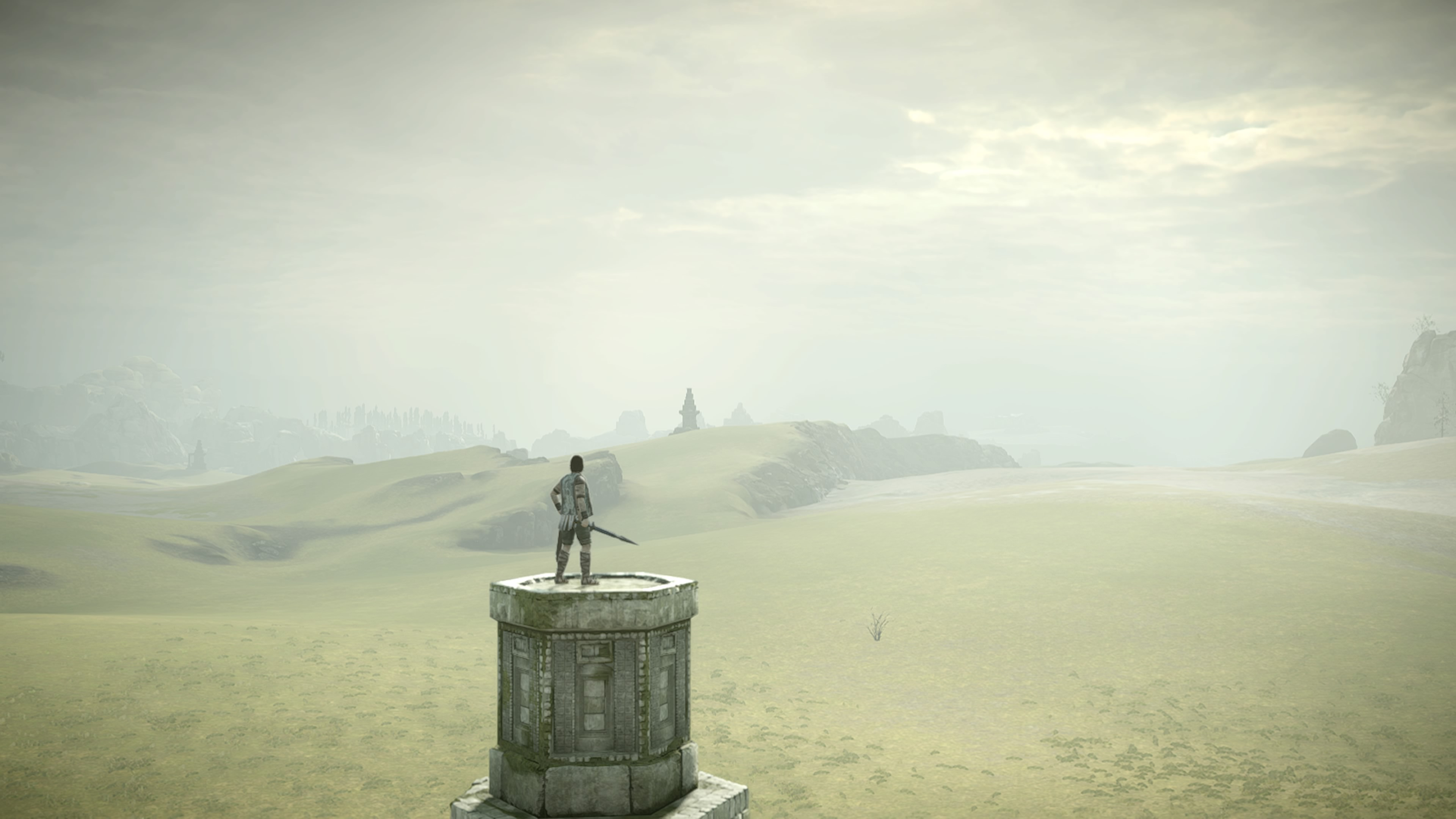 Shadow of the Colossus - PS4 Pro - 11