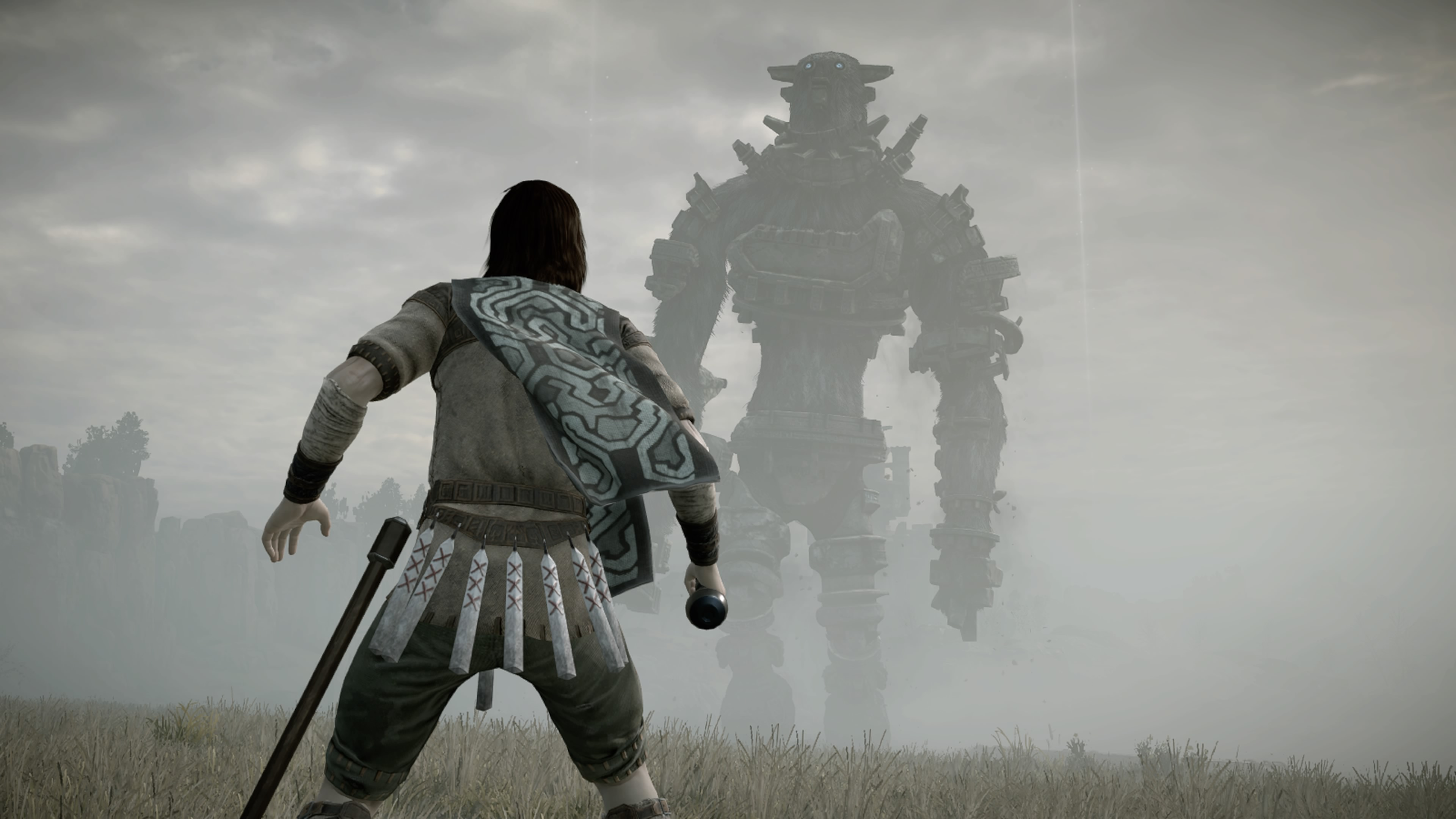 Shadow of the Colossus - PS4 Pro - 12